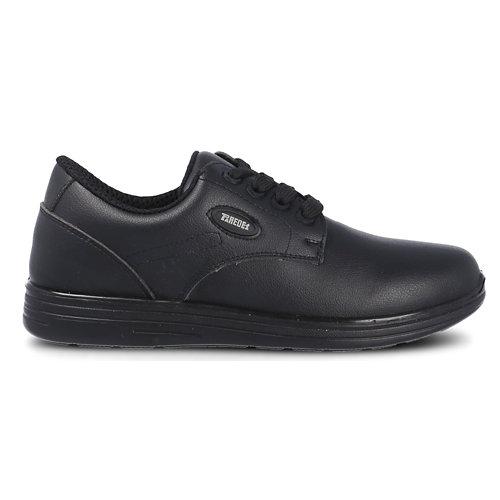 Zapato trabajo paredes, hidra microfibra negro, talla 38