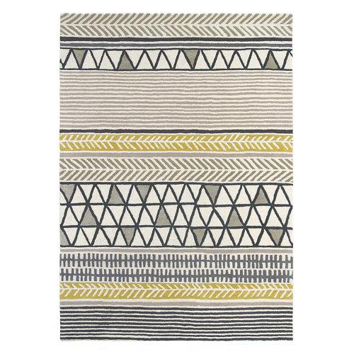 Alfombra lana scion raita-taupe 24701 200x280cm