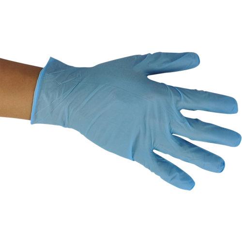 Pack 100 guantes desechables dexter t 9 / l
