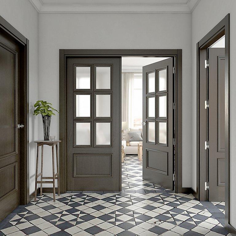 estilos de puertas para habitaciones Cmo Elegir Puertas De Interior De Madera LEROY MERLIN