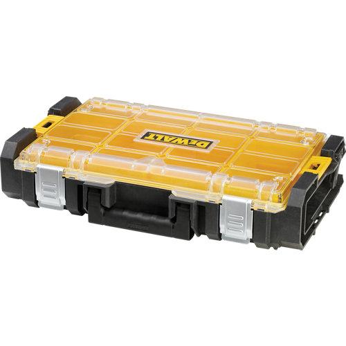 Organizador con 12 compartimentos dewalt ds100
