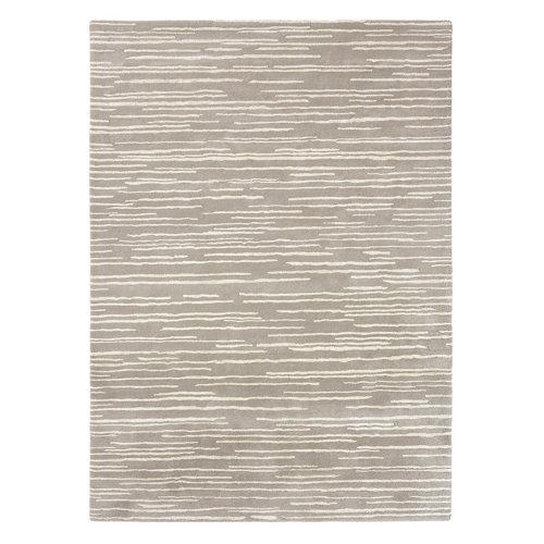 Alfombra lana florence broadhurtst slub-mist 39401 200x280cm