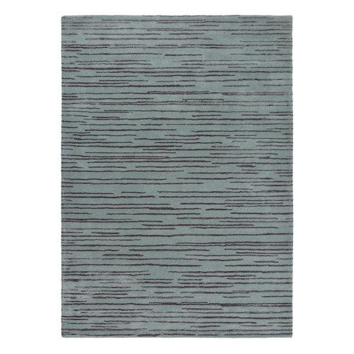 Alfombra lana florence broadhurtst slub-charcoal 200x280cm