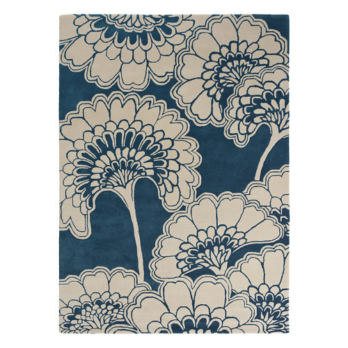 Alfombra lana florence broadhurtst japan -mi 39708 120x180cm