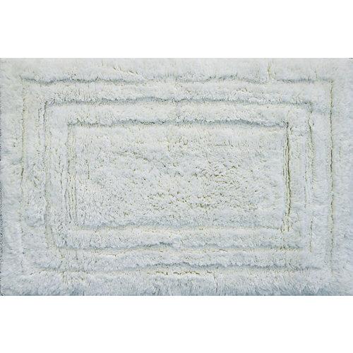 Alfombra baño algodón kalithea crudo 40cm 60cm