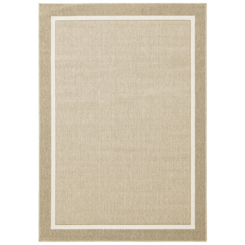 Alfombra in&out pp broadway 20427/558 taupe 120x170cm