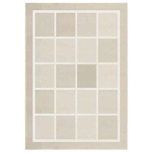 Alfombra in&out pp broadway 20426/558 taupe 160x230cm