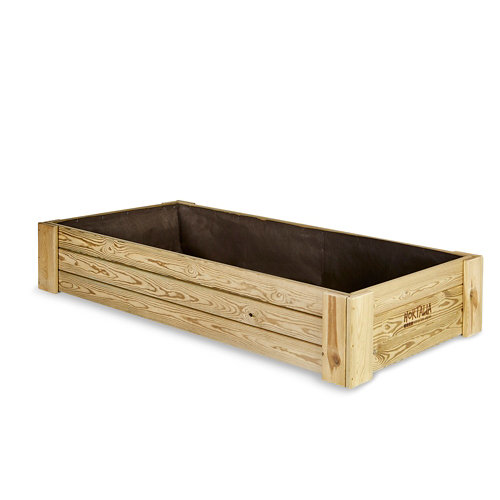 Huerto urbano de suelo box xl30 de hortalia