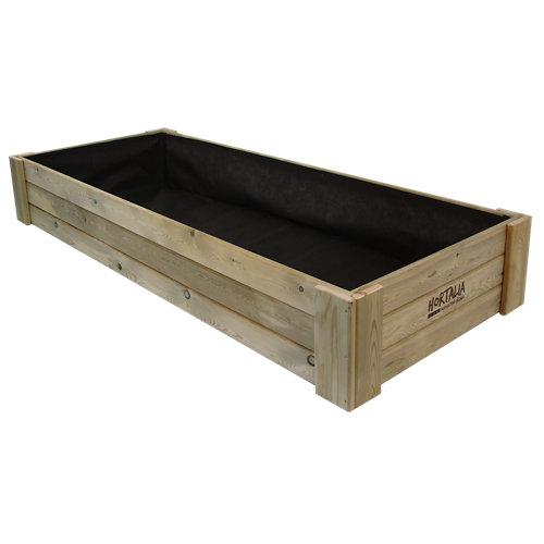 Huerto urbano de suelo box xxl30 de hortalia