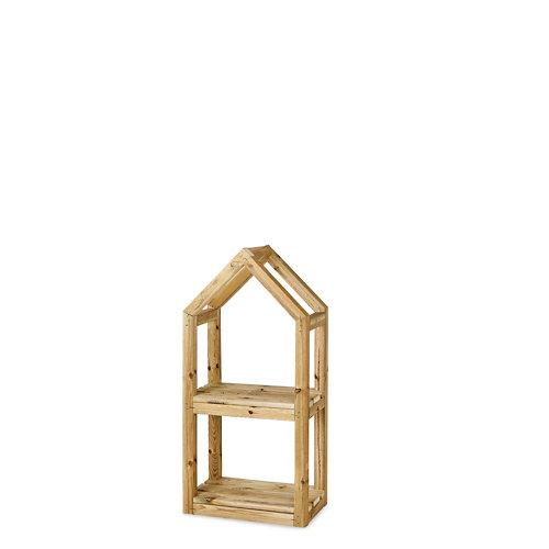 Estantería de madera para exterior campanile s de hortalia