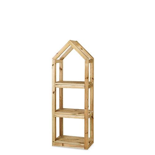 Estantería de madera para exterior campanile m de hortalia