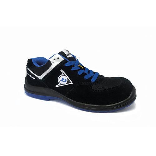 Zapato seguridad dunlop flying wing s3. azul talla 46