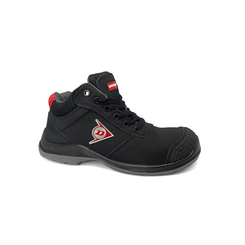 Zapato seguridad dunlop first one high talla 41