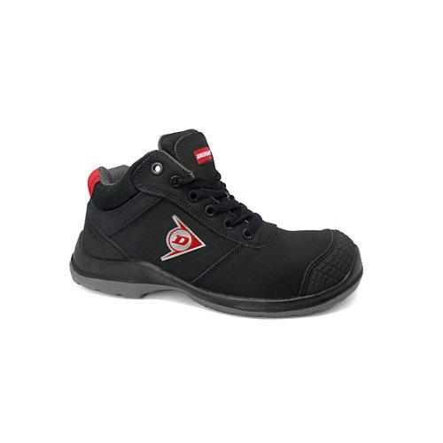 Zapato seguridad dunlop first one high talla 44