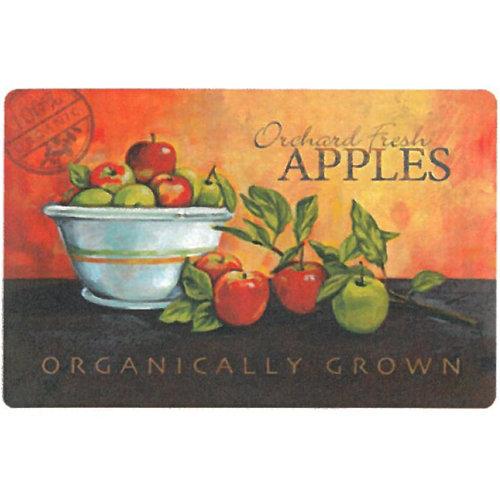 Alfombra cocina pvc estar apples 45x75cm
