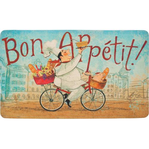 Alfombra cocina pvc estar chef 45x75cm