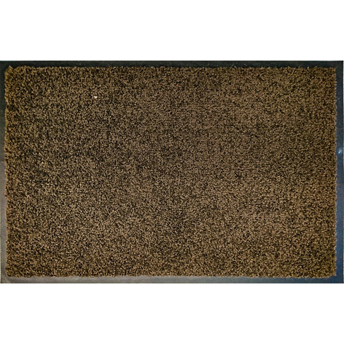 Felpudo poliamida contract marron 60x90cm