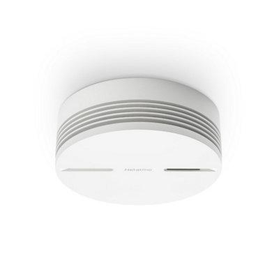 Detector de humo inteligente NetAtmo Leroy Merlin