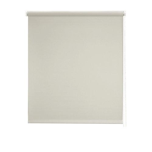 Estor enrollable loneta plane blanco 90x250 cm