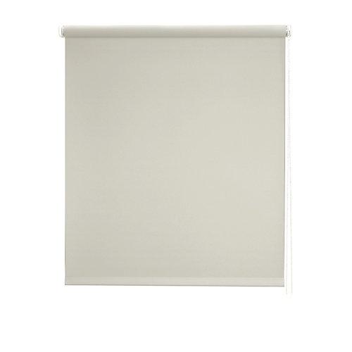 Estor enrollable blackout bo blanco 150x250 cm