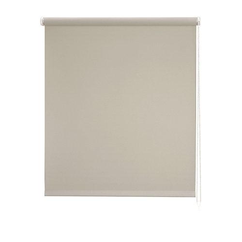Estor enrollable loneta plane beige 180x250 cm