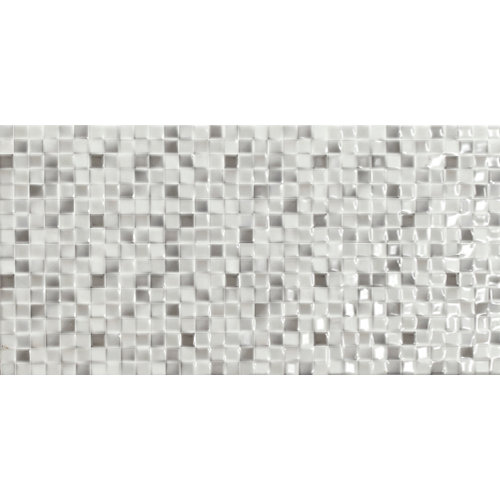Azulejo cerámico 25x50 andros gris