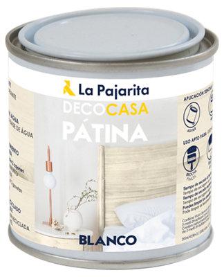 Patina Acuosa La Pajarita 250 ML Blanco