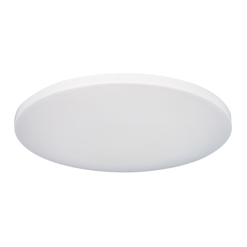 Plafón led lumiplus eros 24w blanco