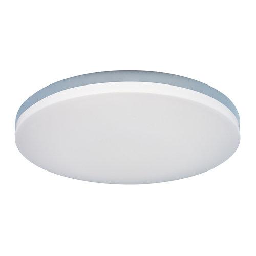 Plafón led lumiplus eros aro 24w blanco