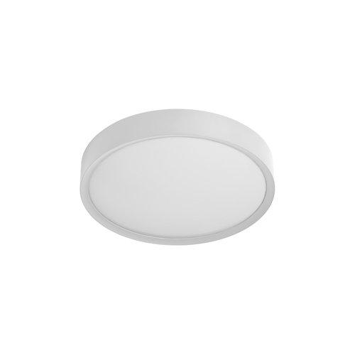 Plafón led lumiplus asli 24w ip44 blanco