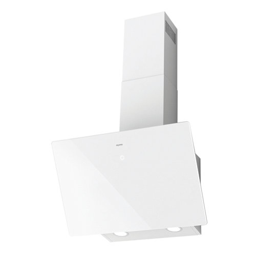 Campana de cocina mepamsa campana cuadro 90 blanca