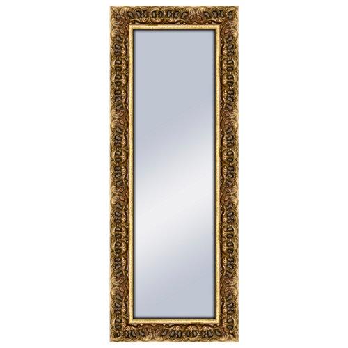 Espejo rectangular queen viejo oro 162 x 62 cm