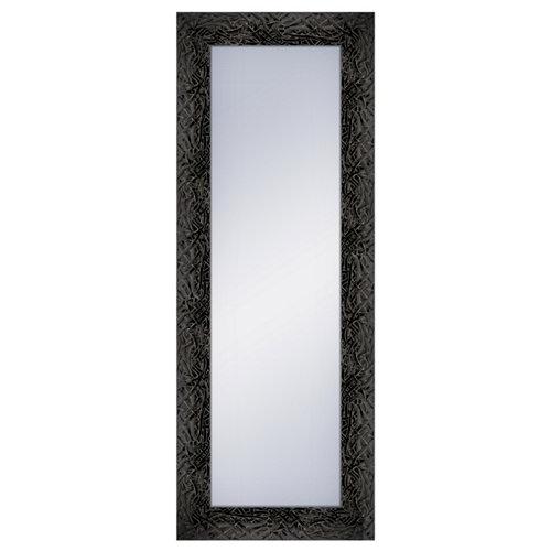Espejo rectangular manson negro 160 x 60 cm