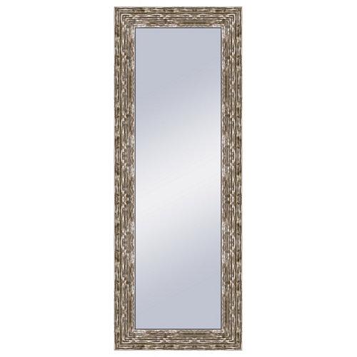 Espejo rectangular damien bronce bronce 159 x 59 cm