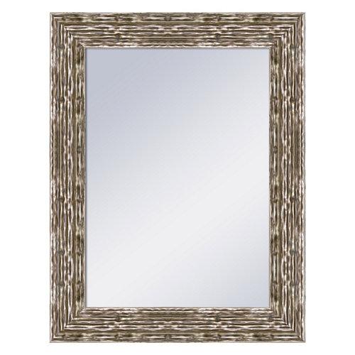 Espejo rectangular damien bronce bronce 69 x 89 cm