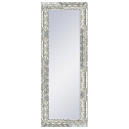 Espejo rectangular williams plata plata 159 x 59 cm