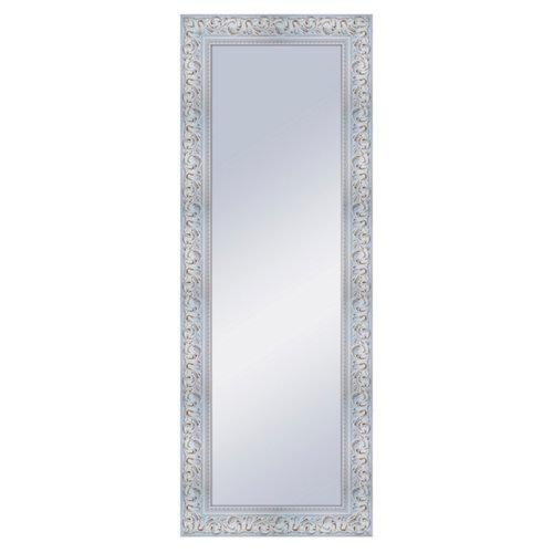 Espejo rectangular norah decapé blanco 158 x 58 cm