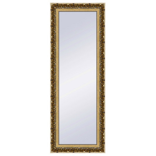 Espejo rectangular ayo viejo dorado 158 x 58 cm