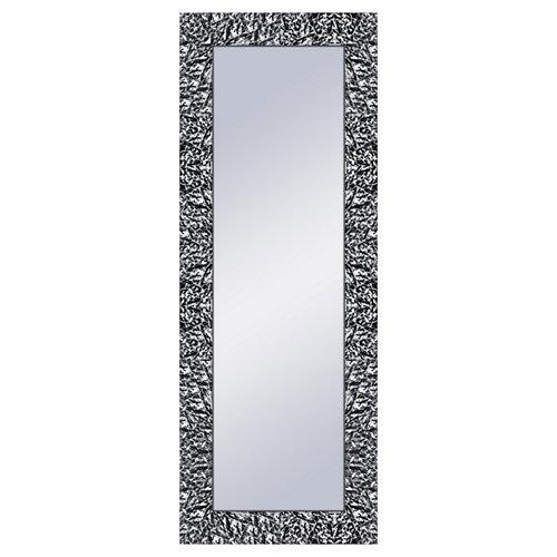 Espejo rectangular jovi negro 159 x 59 cm
