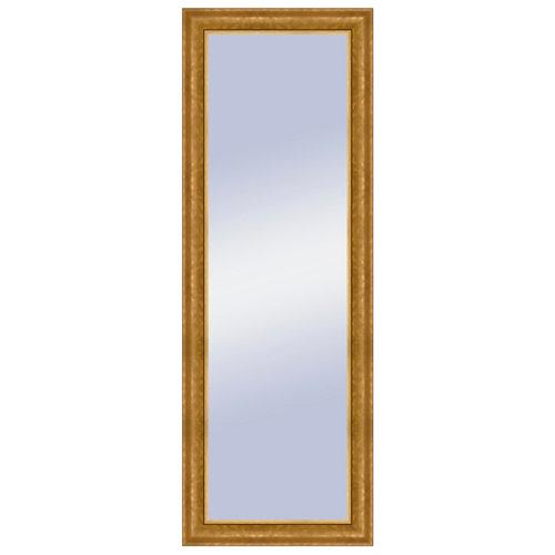 Espejo rectangular adele oro dorado 155 x 55 cm