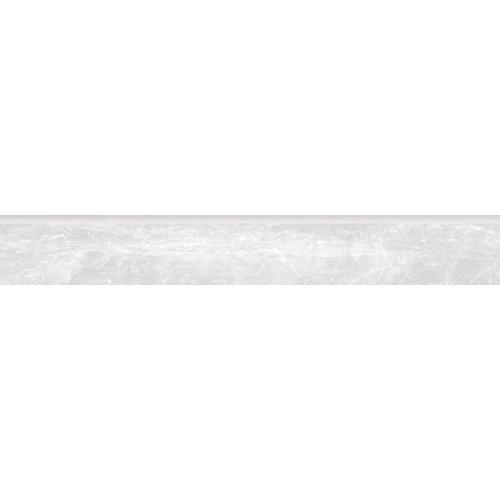 Rodapié recto 8,3x60 negro milano white