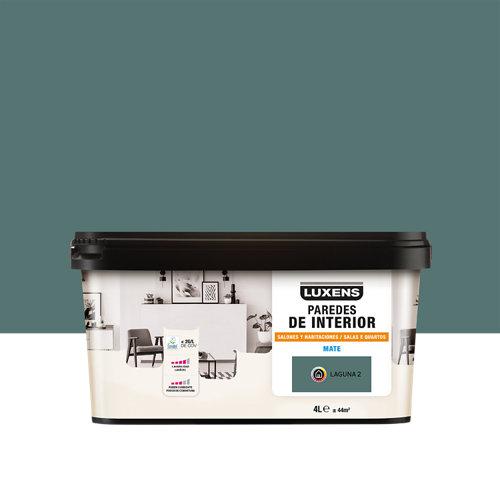Pintura salones y habitaciones luxens 4l laguna 2