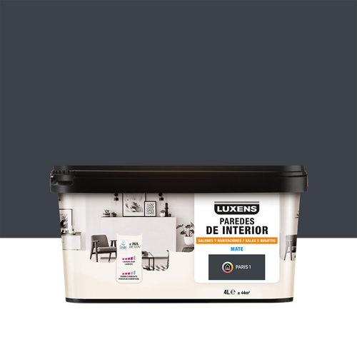 Pintura salones y habitaciones luxens 4l paris 1