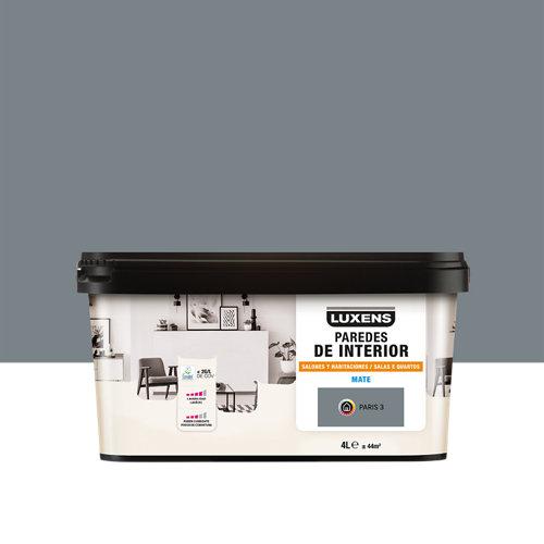Pintura salones y habitaciones luxens 4l parís 3