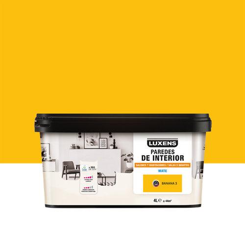 Pintura salones y habitaciones luxens 4lbanana 3