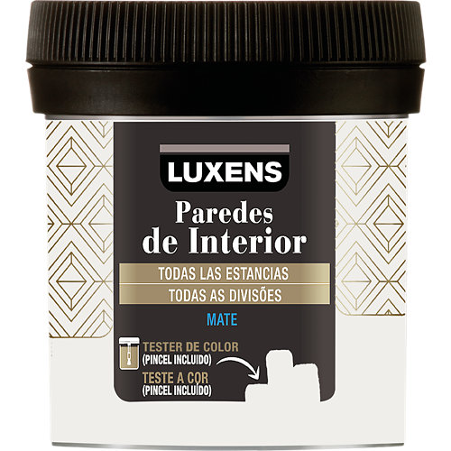 Tester luxens signature white 75 ml