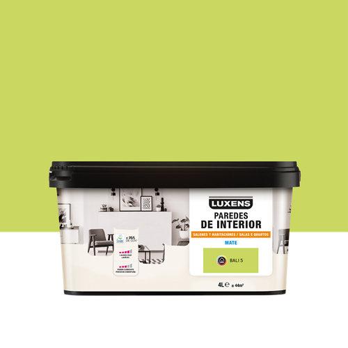 Pintura salones y habitaciones luxens 4l bali 5