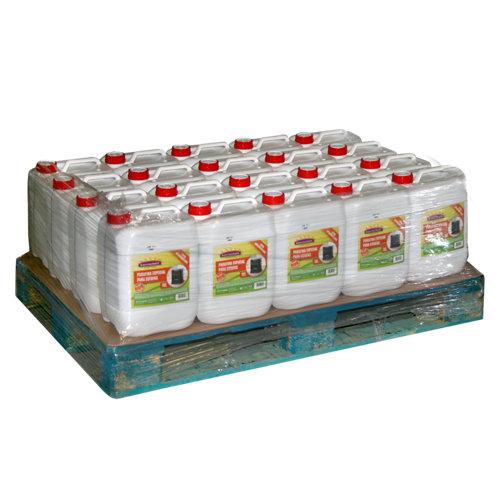 Pack de 20 bidones de parafina keroclair extra 10l