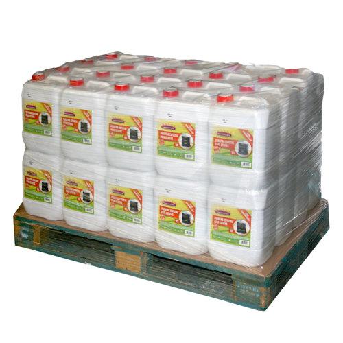 Pack de 40 bidones de parafina keroclair extra 10l