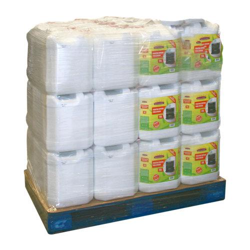 Pack de 36 bidones de parafina keroclair extra 20l